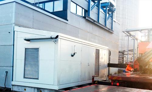 Voimalaite-Service-teollisuus