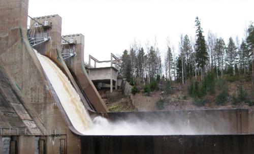 vesivoimalaitos