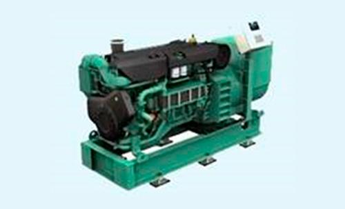 Alusten sähkö- ja hätäsähkögeneraattorit, 20…500 kVA