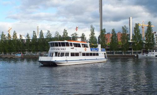 Laiva-, Offshore- ja huvialuskäytöt